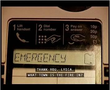 emergency phone calls