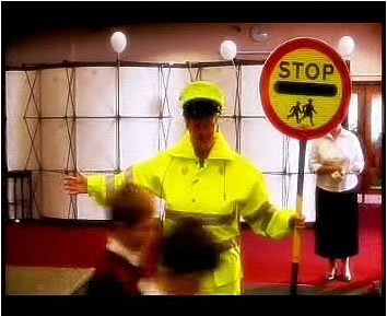 School Crossing Road Safety