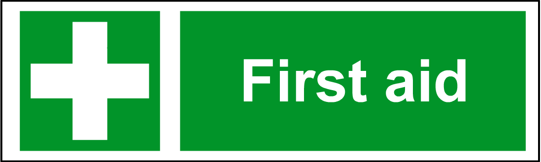First+Aid+Logo First Aid Safety Signs